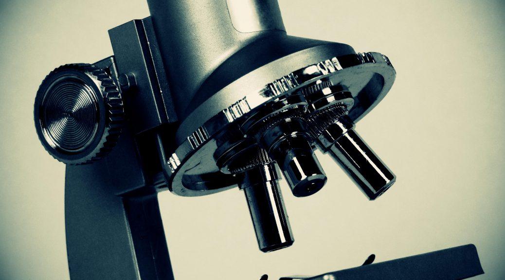 medische microscoop